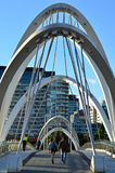 Seafarers Bridge - Melbourne Stock Photos