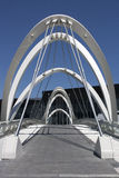 Seafarers Bridge Melbourne Royalty Free Stock Images