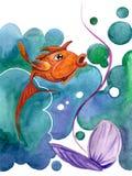 seafloor Ilustracji