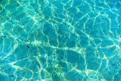 Seafloor achtergrond Royalty-vrije Stock Fotografie