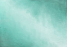Seafoam abstract painted background frame Royalty Free Stock Photo