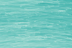 Seafoam Pattern Stock Photography