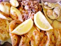 Seafood Royalty Free Stock Image