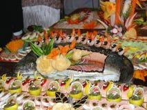Seafood Art Royalty Free Stock Photos