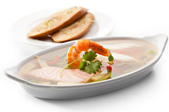 Seafood Aspic Stock Images