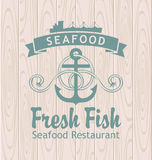 Seafood stock illustration