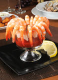 Seafood buffet Royalty Free Stock Photos