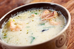 Seafood Chowder Stock Photos
