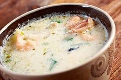 Seafood Chowder Stock Photos