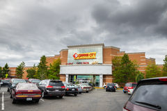 Seafood City Marketplace in Seattle Washington Royalty Free Stock Photography