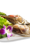 Seafood close-up, Stock Images