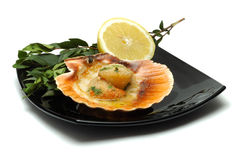 Seafood Dish Royalty Free Stock Photo