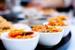 Seafood Dish Stock Photography