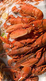 Seafood and Eat It Stock Photo