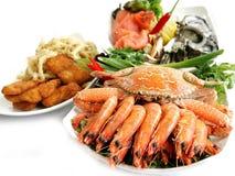 Seafood, Food, Dish, Shanghai Food stock images
