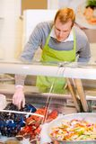 Seafood Fresh Food Stock Photo