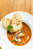 Seafood Marinara Stock Images