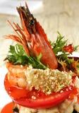 Seafood Mix Stock Photography