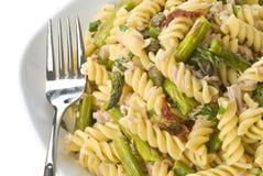 Seafood Pasta Royalty Free Stock Photos