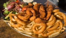 Seafood Platter Royalty Free Stock Image