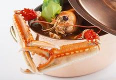 Seafood. Prepared Shellfish. Stock Photos
