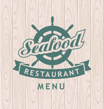 Seafood restaurant Royalty Free Stock Photo