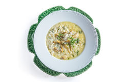 Seafood rice Royalty Free Stock Photography