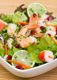 Seafood salad Stock Photography
