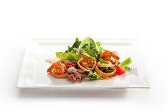 Seafood Salad Royalty Free Stock Photo