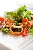 Seafood Salad Royalty Free Stock Image