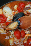 Seafood sauce Royalty Free Stock Images