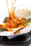 Seafood Soup Stock Images