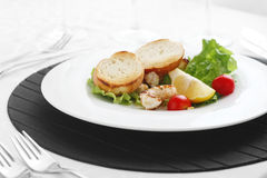 Seafood spacialty Royalty Free Stock Images