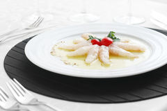 Seafood specialty Stock Images