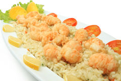Seafood specialty Royalty Free Stock Photo