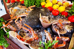 Seafood in Thailand Royalty Free Stock Image