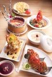 Seafood7 imagenes de archivo
