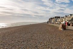 Seaford östliga Sussex, UK royaltyfria foton