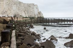 Seaford Head Royalty Free Stock Images