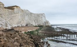 Seaford Head Royalty Free Stock Image