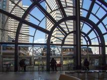 Seafort Square Business Center, Tennozu Isle, Shinagawa, Tokyo, Japan Stock Image