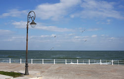 seafront photo stock