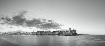 seafront Royaltyfri Bild