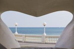 seafront royalty-vrije stock fotografie