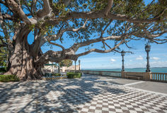 Seafront in Cadiz, Andalusia, Spain Stock Photo