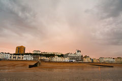 Seafront in Hastings, UK. Stock Images