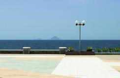 Seafront Nha trang Royalty Free Stock Images