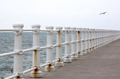 Seafront - RAW format Royalty Free Stock Images