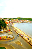 Seafront, Scarborough, Yorkshire, UK. Royalty Free Stock Photo
