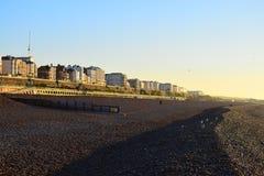 Seafrontt de Brighton photographie stock libre de droits